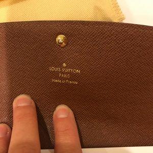 079efdb9cdb6 Louis Vuitton Bags - Monogram Double-sided Louis Vuitton Long Wallet
